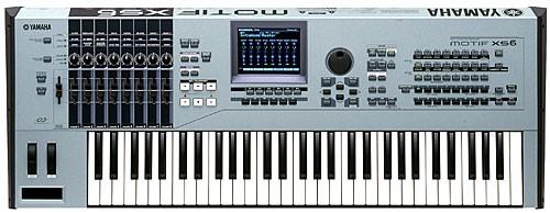 It motif xs7 review for Yamaha motif xs8 specs